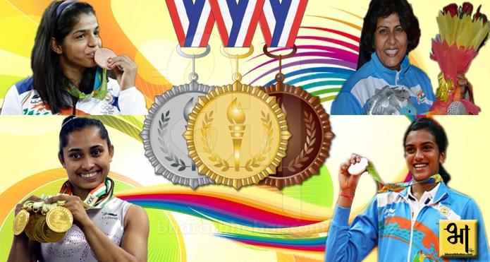 sport 1 जानिए 2016 ओलम्पिक में किन महिलाओं का रहा दबदबा
