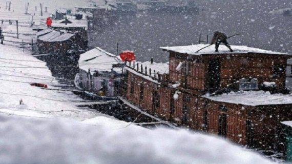 25 -26 जनवरी को कश्मीर और हिमाचल में हो सकती है आफत की बर्फबारी