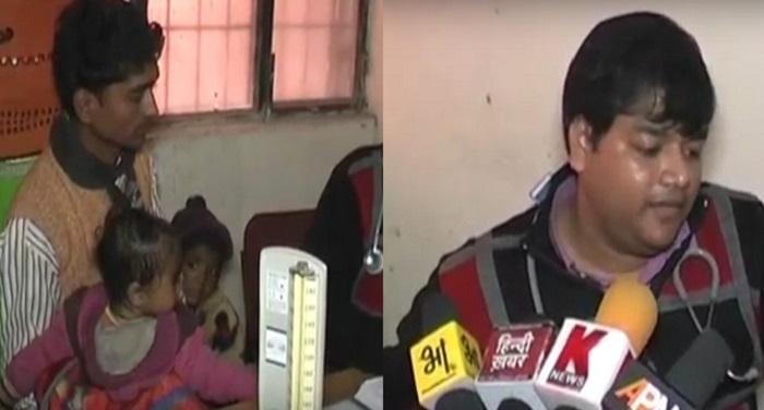 ambadkernagar 1 संवेदनहीन पुलिस के चलते 5 माह की बच्ची मां के लिए परेशान
