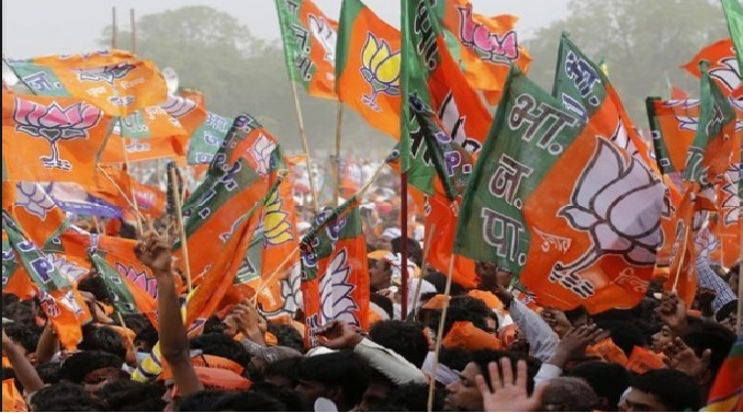 bjp 2 यूपी में लोकसभा चुनाव जैसा इतिहास रच पायेगी भाजपा ?