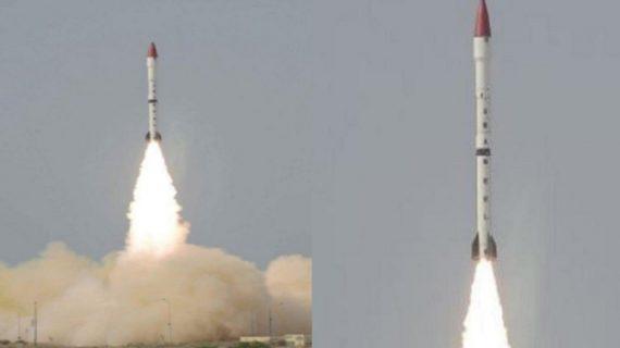 'बाबर 3' के बाद पाक ने किया 'अबाबील' का सफल परीक्षण