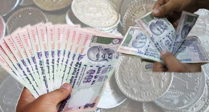 rupees coins दिल्ली में विधायकों की सैलरी बढ़ोत्तरी को कैबिनेट की मंजूरी, 54 की जगह मिलेंगे 90 हजार