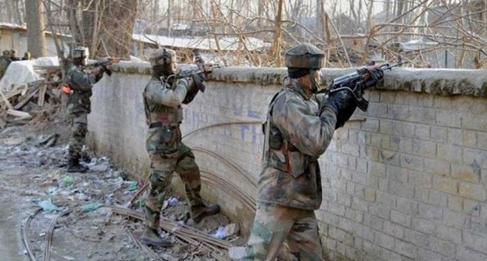 शोपियां में आतंकियों ने सेना की टुकड़ी पर किया हमला, भागने में हुए कामयाब