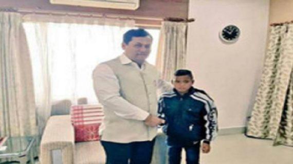 असम का 9 साल का फुटबालर जर्मनी में लेगा ट्रेनिंग
