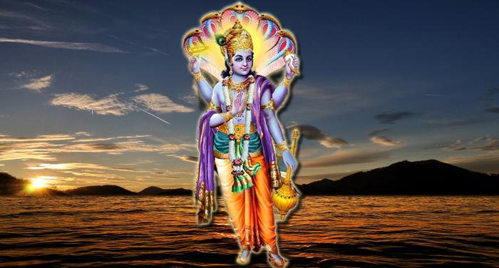 vishnu ji 1 Anant Chaturdashi 2021: जानें आखिर क्यों बांधा जाता है अनंत चतुर्दशी के दिन हाथ में अनंत सूत्र