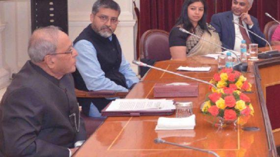 भविष्य में भारत और सेंट लूसिया के बीच मजबूत होंगे संबंधः राष्ट्रपति
