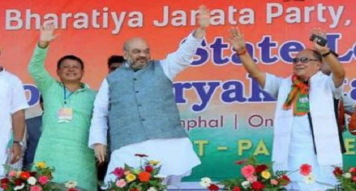ak 1 मणिपुर विधान सभा चुनाव के लिए भाजपा के 27 उम्मीदवारों की दूसरी सूची जारी