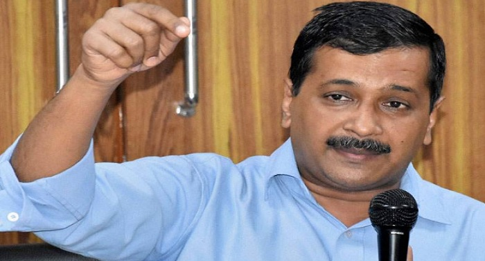 arvind kejriwal 1 इलेक्शन कमीशन बन गया है धृतराष्ट्र : अरविंद केजरीवाल