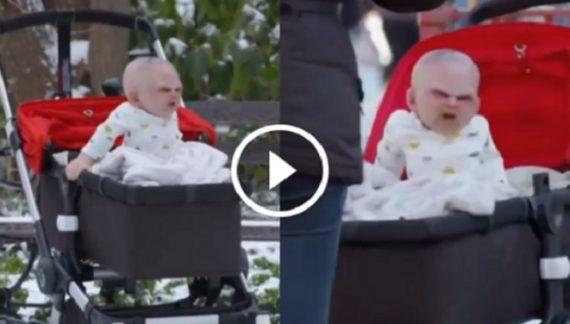 इस बच्चे को एक नजर देखना पड़ सकता है आप पर भारी…