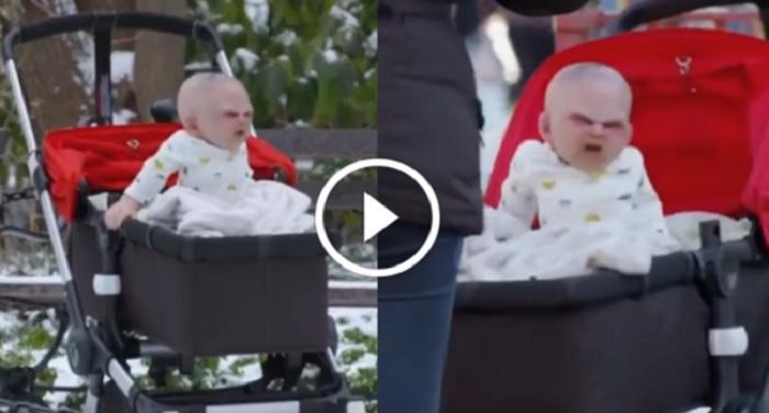 baby 1 इस बच्चे को एक नजर देखना पड़ सकता है आप पर भारी...