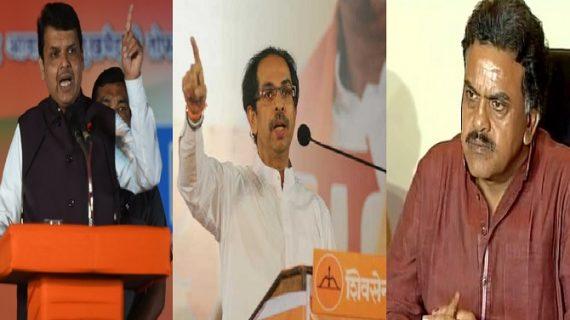 'बीएमसी सत्ता सस्पेंस', शिवसेना का कांग्रेस या भाजपा गठबंधन से इनकार