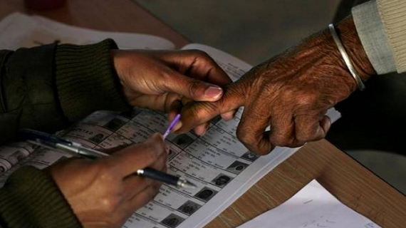 यूपी विस चुनावः दोपहर 3 बजे तक 50.5% मतदान