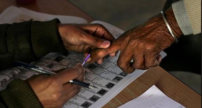 election उत्तराखण्ड चुनाव: कर्णप्रयाग में 3 बजे तक 51.5 % मतदान