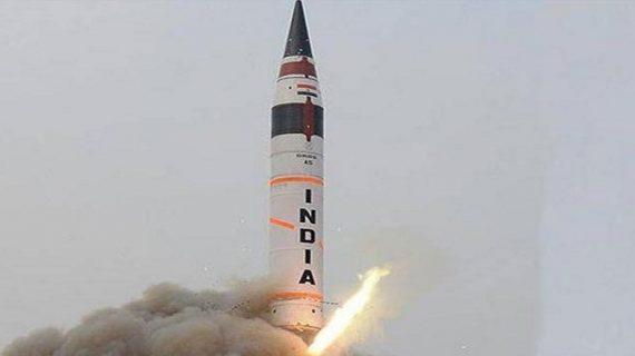 भारत ने इंटरसेप्टर मिसाइल का सफलतापूर्वक किया परीक्षण