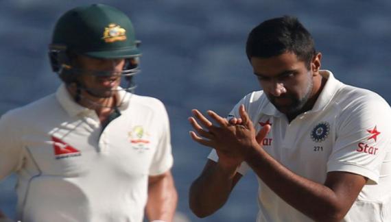 पुणे टेस्ट: ऑस्ट्रेलिया को मिली 298 रनों बढ़त