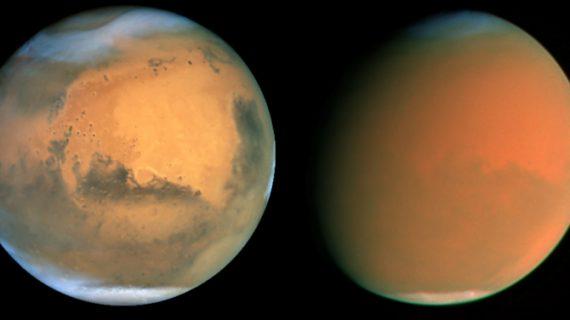 जल्द ही मंगल ग्रह पर शहर बसाएगा यूएई