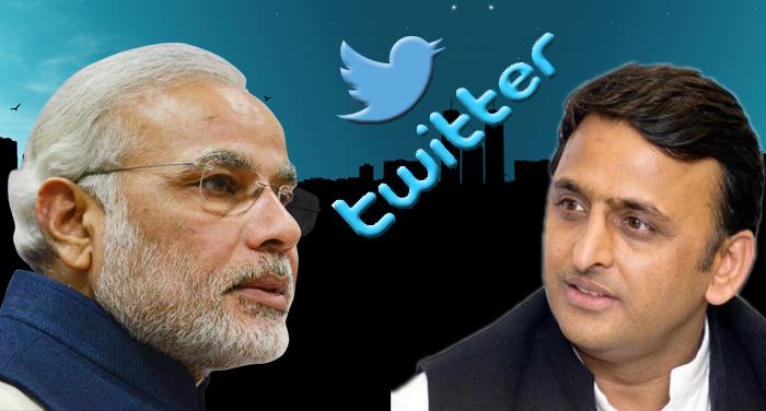 modi akhliesh मोदी और अखिलेश ने की सोशल मीडिया पर मतदान की अपील
