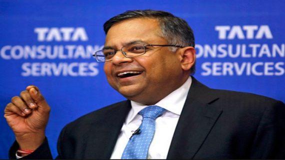 एन. चंद्रशेखरन ने संभाला टाटा समूह के अध्यक्ष का पदभार