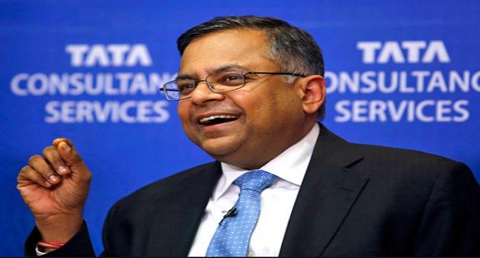 n chanshekharan एन. चंद्रशेखरन ने संभाला टाटा समूह के अध्यक्ष का पदभार