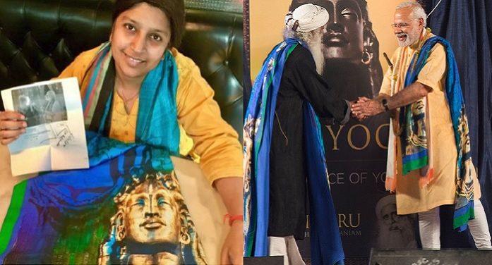 24 घंटे के भीतर पीएम मोदी ने पूरी की शिल्पी की दिली ख्वाहिश