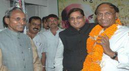भाजपा सांसद आरके सिन्हा के काफिले पर हुआ हमला
