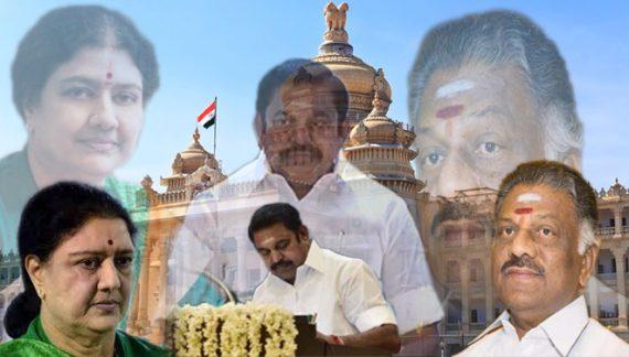 तमिलनाडु की सत्ता के नए चेहरे पालानस्वामी