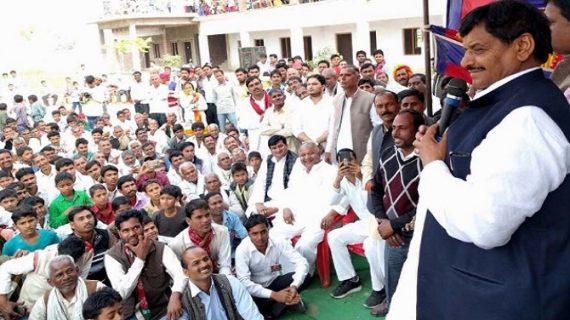 नेता जी के कहने पर चुनावी प्रचार में उतरा : शिवपाल यादव
