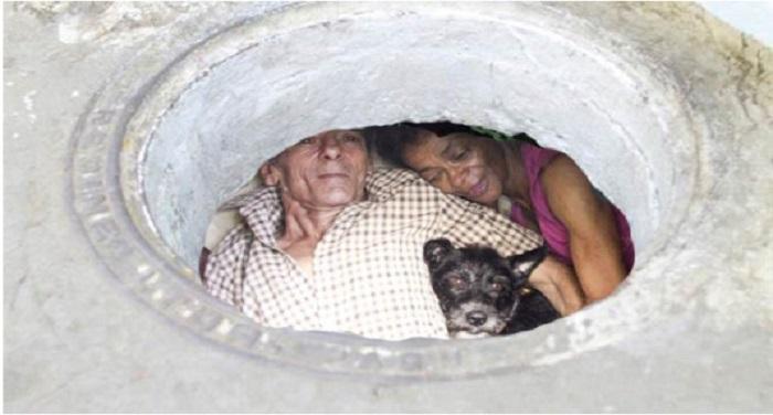 tunnel इस प्रेमी जोड़े की कहानी सुनने के बाद आप भी कहेंगे वाकई प्यार अंधा होता है...