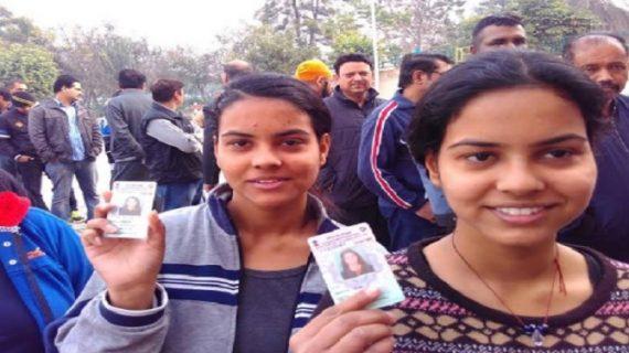 पंजाब में फिरोजपुर पोलिंग बूथ के बाहर अज्ञात युवकों ने की फायरिंग