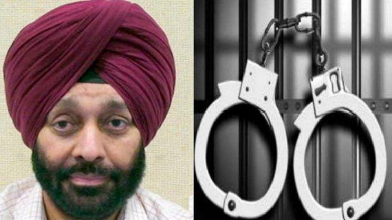 आय से अधिक संपत्ति के चलते पूर्व IAS अधिकारी मनदीप सिंह गिरफ्तार