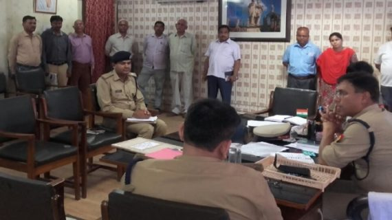 यूपी में एक्शन में आए IG, 5 पुलिसकर्मियों को किया सस्पेंड 7 का रोका वेतन