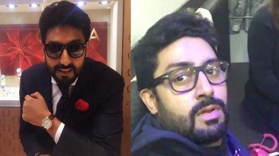 अभिषेक बच्चन की झोली में आई एक और बाॅलीवुड फिल्म!