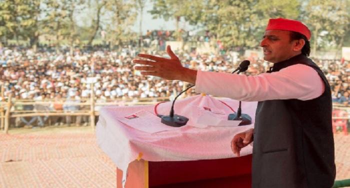 akhilesh कोई काम ना करना ही है मोदी सरकार का कारनामा: अखिलेश यादव