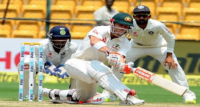 australia test match रांची टेस्ट: टॉस जीतकर ऑस्ट्रेलिया ने किया पहले बल्लेबाजी का फैसला