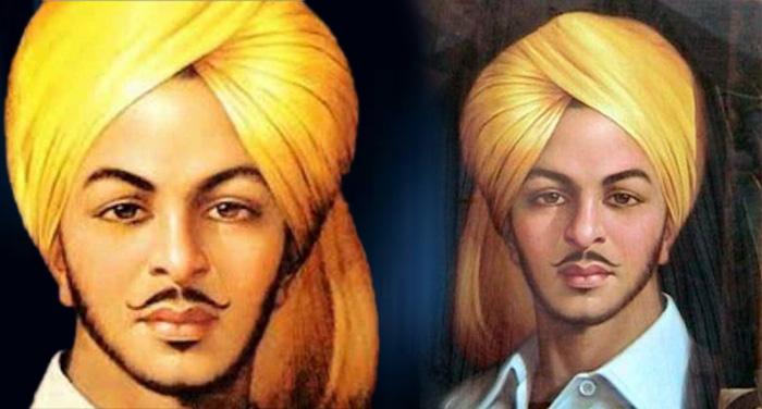 bhagat singh इन्कलाब जिन्दाबाद के उद्घोषक 'भगतसिंह'