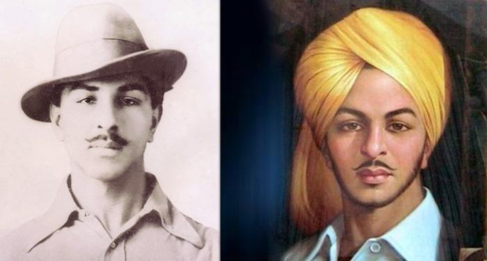 bhagat singh 1 इन्कलाब जिन्दाबाद के उद्घोषक 'भगतसिंह'