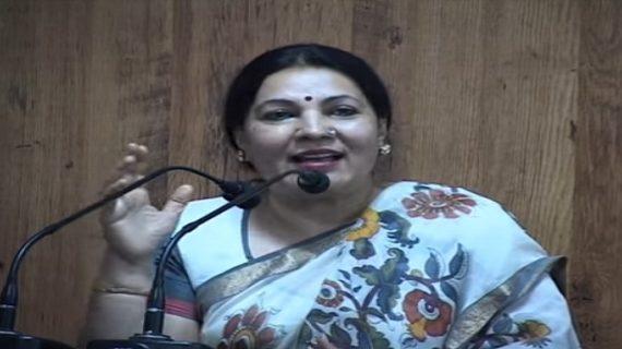नालंदा विश्वविद्यालय की नई कुलपति बनी प्रोफेसर सुनैना सिंह