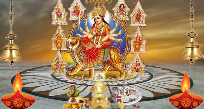 fichar navratri नवरात्र के आठवें दिन होती है मां महागौरी की पूजा, जानें पूजन-विधि
