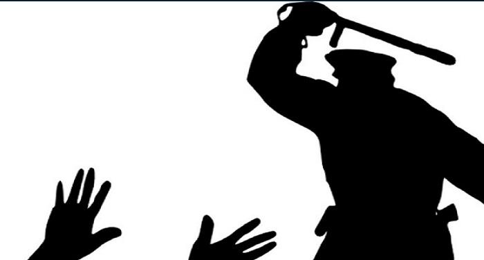 lathi charge यूथ कार्यकर्ता हुए बेकाबू, तो पुलिस ने किया लाठीचार्ज