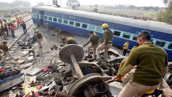 महाकौशल ट्रेन हादसा: ट्रैक की पटरी खुद टूटी या फिर हुई साजिश का शिकार?