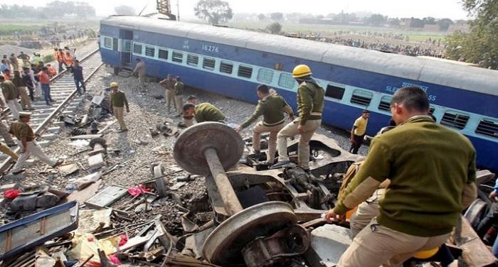 mahakaushal train accident महाकौशल ट्रेन हादसा: ट्रैक की पटरी खुद टूटी या फिर हुई साजिश का शिकार?