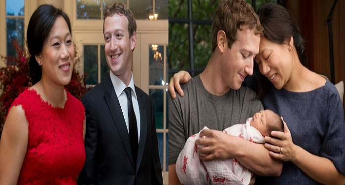 mark zukerberg फेसबुक परिवार में फिर आएगी नन्हीं परी, मार्क जकरबर्ग दोबारा बनेंगे पापा