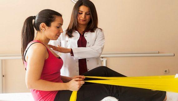 फिजियोथेरेपी से घटा सकते है अपना वजन