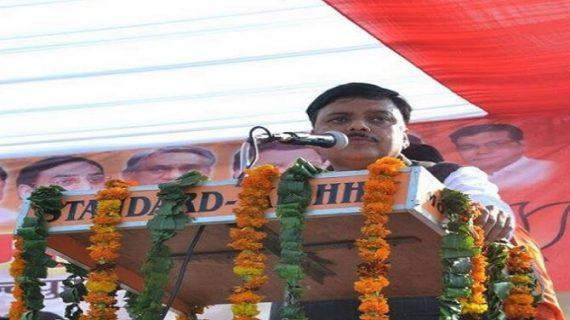 राजेश शुक्ला को कैबिनेट मंत्री बनाने की मांग