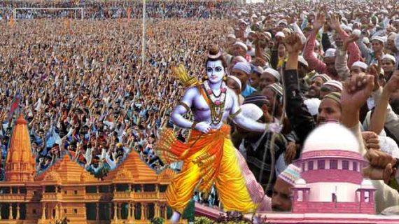 राम मंदिर पर भाजपा से ज्यादा कांग्रेस ने किया है कई बार सपोर्ट जाने कैसे और कब