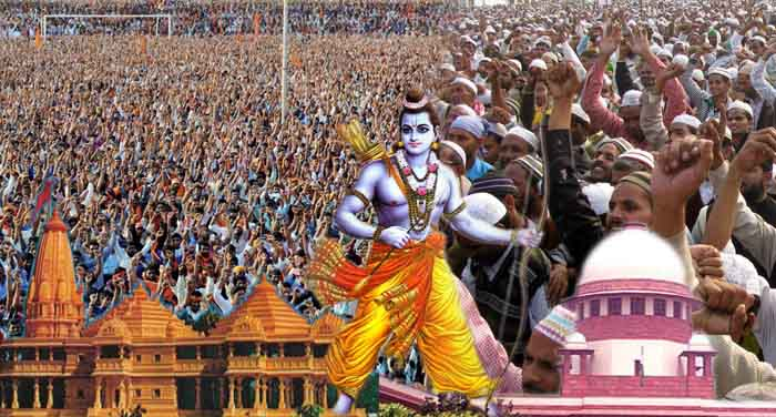 ram mandir 1 राम मंदिर पर भाजपा से ज्यादा कांग्रेस ने किया है कई बार सपोर्ट जाने कैसे और कब