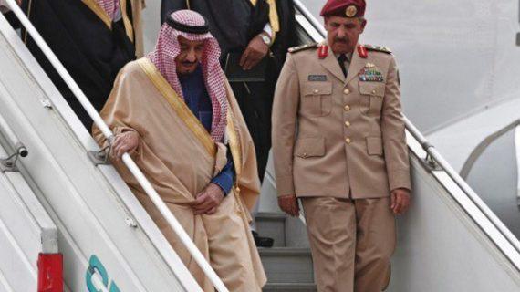 सऊदी के सुल्तान का शाही सफर, लग्जरी स्टाइल में पहुंचे इंडोनेशिया