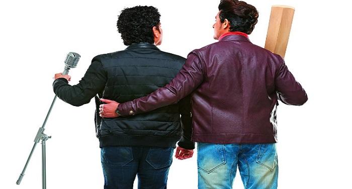 sonu सोनू और सचिन ने बैट और माइक की क्यूं की अदलाबदली...