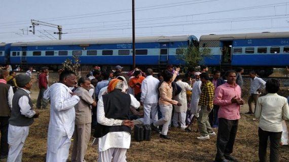 भोपाल-उज्जैन पैसेंजर ट्रेन में हुआ ब्लास्ट, कई लोग जख्मी