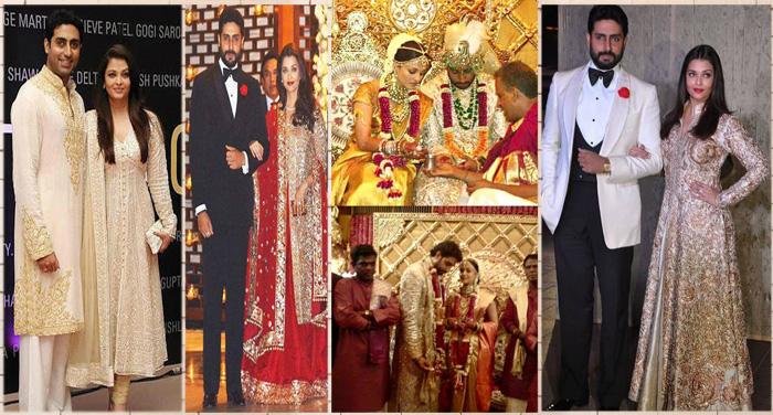 aishwarya abhishek 3 अभिऐश की शादी को हुए 10 साल, ट्विटर पर बोले अभिषेक पता ही नहीं चला